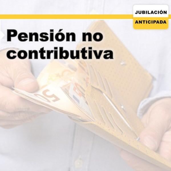 Pensión no contributiva: Todo lo que necesitas saber