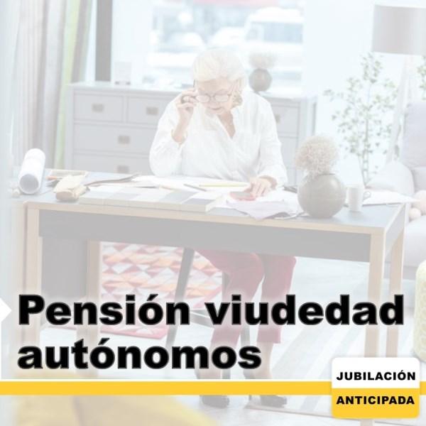 ¿Cuál es la pensión por viudedad para autónomos?, requisitos y más
